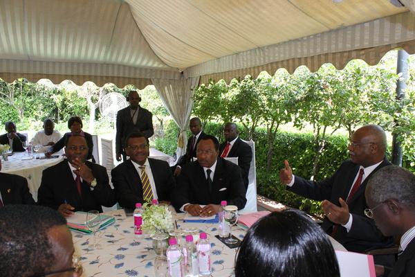 Le Cameroun en vitrine au 9e conclave Afrique-Inde, New-Dehli, Inde 17-19 mars 2013